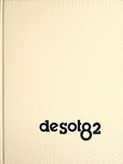 1982 Edition, Memphis State University - DeSoto Yearbook (Memphis, TN)