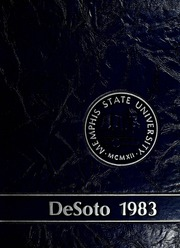 1983 Edition, Memphis State University - DeSoto Yearbook (Memphis, TN)