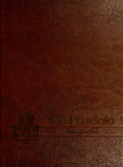 1984 Edition, Memphis State University - DeSoto Yearbook (Memphis, TN)