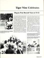 Page 133, 1984 Edition, Memphis State University - DeSoto Yearbook (Memphis, TN) online yearbook collection