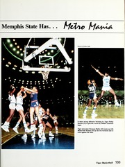 Page 137, 1984 Edition, Memphis State University - DeSoto Yearbook (Memphis, TN) online yearbook collection
