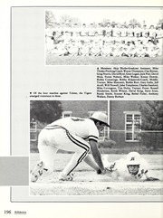 Page 200, 1985 Edition, Memphis State University - DeSoto Yearbook (Memphis, TN) online yearbook collection