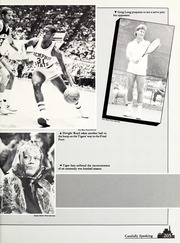 Page 209, 1985 Edition, Memphis State University - DeSoto Yearbook (Memphis, TN) online yearbook collection