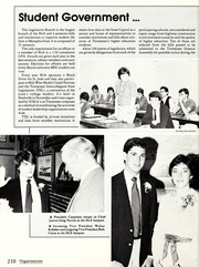 Page 214, 1985 Edition, Memphis State University - DeSoto Yearbook (Memphis, TN) online yearbook collection