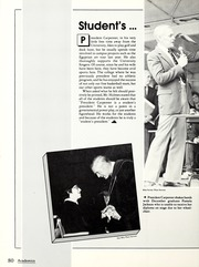 Page 84, 1985 Edition, Memphis State University - DeSoto Yearbook (Memphis, TN) online yearbook collection