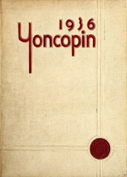 Centenary College of Louisiana - Yoncopin Yearbook (Shreveport, LA) online yearbook collection, 1936 Edition, Page 1