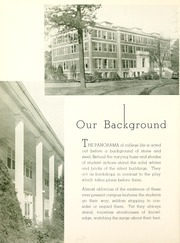 Page 14, 1937 Edition, Centenary College of Louisiana - Yoncopin Yearbook (Shreveport, LA) online yearbook collection