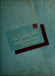 Centenary College of Louisiana - Yoncopin Yearbook (Shreveport, LA) online yearbook collection, 1940 Edition, Page 1