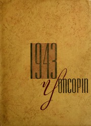 Centenary College of Louisiana - Yoncopin Yearbook (Shreveport, LA) online yearbook collection, 1943 Edition, Page 1