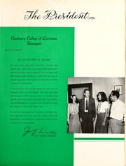 Page 11, 1948 Edition, Centenary College of Louisiana - Yoncopin Yearbook (Shreveport, LA) online yearbook collection