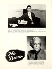 Page 12, 1948 Edition, Centenary College of Louisiana - Yoncopin Yearbook (Shreveport, LA) online yearbook collection