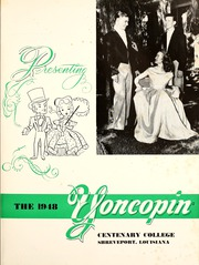 Page 5, 1948 Edition, Centenary College of Louisiana - Yoncopin Yearbook (Shreveport, LA) online yearbook collection