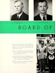 Page 8, 1948 Edition, Centenary College of Louisiana - Yoncopin Yearbook (Shreveport, LA) online yearbook collection