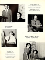 Page 40, 1950 Edition, Centenary College of Louisiana - Yoncopin Yearbook (Shreveport, LA) online yearbook collection