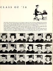 Page 51, 1950 Edition, Centenary College of Louisiana - Yoncopin Yearbook (Shreveport, LA) online yearbook collection