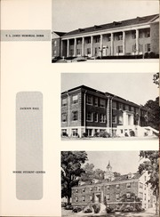 Page 11, 1958 Edition, Centenary College of Louisiana - Yoncopin Yearbook (Shreveport, LA) online yearbook collection