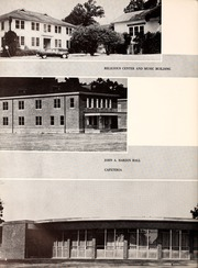 Page 12, 1958 Edition, Centenary College of Louisiana - Yoncopin Yearbook (Shreveport, LA) online yearbook collection