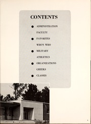 Page 13, 1958 Edition, Centenary College of Louisiana - Yoncopin Yearbook (Shreveport, LA) online yearbook collection