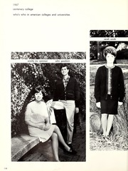 Page 122, 1967 Edition, Centenary College of Louisiana - Yoncopin Yearbook (Shreveport, LA) online yearbook collection