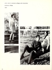 Page 124, 1967 Edition, Centenary College of Louisiana - Yoncopin Yearbook (Shreveport, LA) online yearbook collection