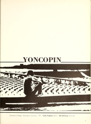 Page 5, 1971 Edition, Centenary College of Louisiana - Yoncopin Yearbook (Shreveport, LA) online yearbook collection