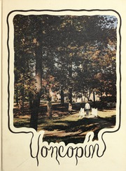 Page 1, 1973 Edition, Centenary College of Louisiana - Yoncopin Yearbook (Shreveport, LA) online yearbook collection