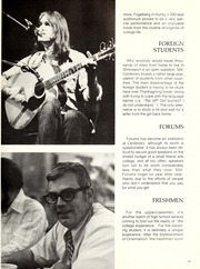 Page 21, 1975 Edition, Centenary College of Louisiana - Yoncopin Yearbook (Shreveport, LA) online yearbook collection
