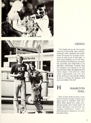 Page 25, 1975 Edition, Centenary College of Louisiana - Yoncopin Yearbook (Shreveport, LA) online yearbook collection