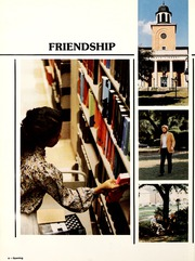 Page 10, 1981 Edition, Centenary College of Louisiana - Yoncopin Yearbook (Shreveport, LA) online yearbook collection
