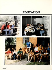 Page 12, 1981 Edition, Centenary College of Louisiana - Yoncopin Yearbook (Shreveport, LA) online yearbook collection