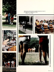Page 13, 1981 Edition, Centenary College of Louisiana - Yoncopin Yearbook (Shreveport, LA) online yearbook collection