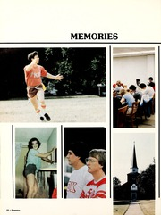 Page 16, 1981 Edition, Centenary College of Louisiana - Yoncopin Yearbook (Shreveport, LA) online yearbook collection