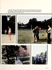 Page 9, 1981 Edition, Centenary College of Louisiana - Yoncopin Yearbook (Shreveport, LA) online yearbook collection