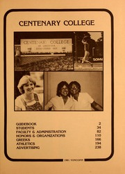 Page 5, 1982 Edition, Centenary College of Louisiana - Yoncopin Yearbook (Shreveport, LA) online yearbook collection