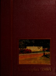 1984 Edition, Centenary College of Louisiana - Yoncopin Yearbook (Shreveport, LA)