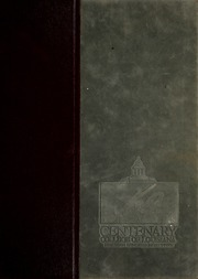 1985 Edition, Centenary College of Louisiana - Yoncopin Yearbook (Shreveport, LA)
