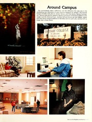 Page 11, 1986 Edition, Centenary College of Louisiana - Yoncopin Yearbook (Shreveport, LA) online yearbook collection