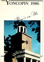 Page 5, 1986 Edition, Centenary College of Louisiana - Yoncopin Yearbook (Shreveport, LA) online yearbook collection