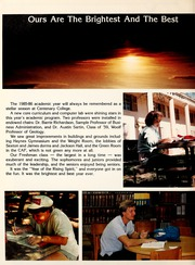 Page 6, 1986 Edition, Centenary College of Louisiana - Yoncopin Yearbook (Shreveport, LA) online yearbook collection