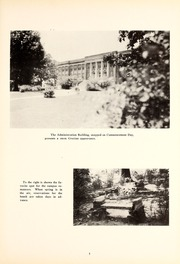 Page 9, 1939 Edition, Lambuth College - Lantern Yearbook (Jackson, TN) online yearbook collection