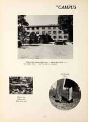 Page 10, 1940 Edition, Lambuth College - Lantern Yearbook (Jackson, TN) online yearbook collection