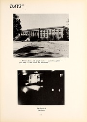Page 11, 1940 Edition, Lambuth College - Lantern Yearbook (Jackson, TN) online yearbook collection