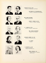 Page 16, 1940 Edition, Lambuth College - Lantern Yearbook (Jackson, TN) online yearbook collection