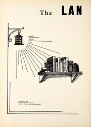 Page 6, 1940 Edition, Lambuth College - Lantern Yearbook (Jackson, TN) online yearbook collection