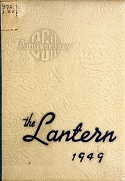 Page 1, 1949 Edition, Lambuth College - Lantern Yearbook (Jackson, TN) online yearbook collection