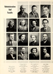 Page 10, 1949 Edition, Lambuth College - Lantern Yearbook (Jackson, TN) online yearbook collection