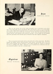 Page 12, 1949 Edition, Lambuth College - Lantern Yearbook (Jackson, TN) online yearbook collection