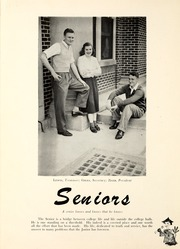 Page 14, 1949 Edition, Lambuth College - Lantern Yearbook (Jackson, TN) online yearbook collection