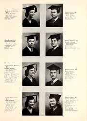Page 15, 1949 Edition, Lambuth College - Lantern Yearbook (Jackson, TN) online yearbook collection