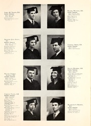 Page 17, 1949 Edition, Lambuth College - Lantern Yearbook (Jackson, TN) online yearbook collection